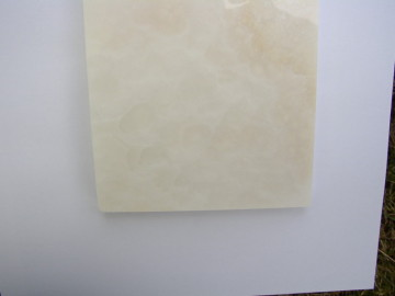 kristal. Onyx, Marmor poliert VIE