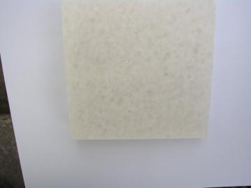 grobkristal. Marmor, poliert, VIE