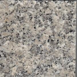 Striegauer Granit, geflammt