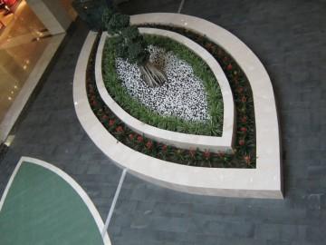 Basalt, feingeschliffen
