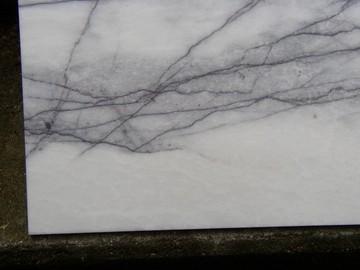 Marmor Lilac, gebürstet