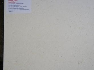 Limestone Crema Perla, geschliffen