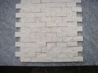 Limestone Colossae, gespalten, 50 x 25 mm