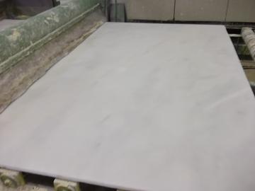 Afyon white, poliert