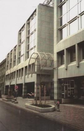 Winterthur, Versicherung, Andeergranit