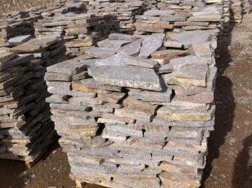 polygonale Platten für Wand und Boden
