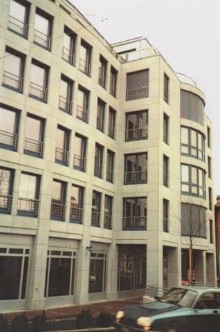 Winterthur, Geschäftshaus, Cresciano Granit