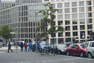 Geschäftshaus Leipziger Platz Berlin