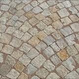 Granit Herbstlaub, Schlesien grau gelb