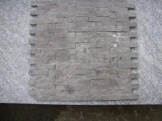 Basalt, gespalten, 60 x 15 mm