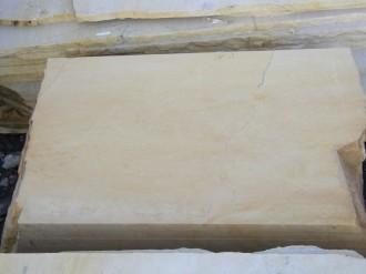 Deutmannsdorfer Sandstein gelb