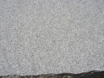 Granit grau feinkorn Pflaster, Türkei, gespalten
