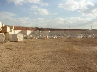 Steinbruch bei Kayseri Türkei