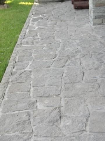 Bodenplatten gespalten, Rückseite gesägt, 3, 4 + 5 cm dick